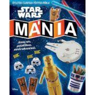 Star Wars Mánia (Könyv)