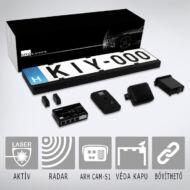 KIYO ULTIMATE komplett traffipaxvédelem KY-ULT-G1-R1-D2V5