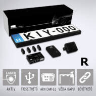 KIYO ULTIMATE traffipaxvédelem szett R KY-ULT-G1-D4V5-R