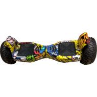 YESWAY Robot Hoverboard 8 inch X-Hover  bletooth + világítás