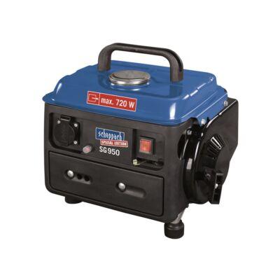 Scheppach SG 950720 W-os áramfejlesztő