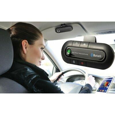 AlphaOne Bluetooth autós univerzális telefon kihangosító holm0193
