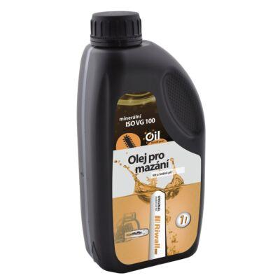 Riwall PRO Ásványi Riwall olaj láncvezetük és láncok kenéséhez (1 l)