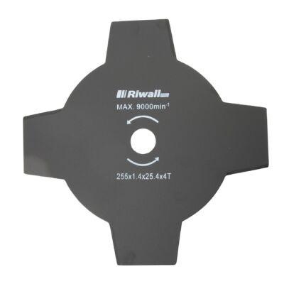 Riwall négyágú vágókés fűkaszához (RACC00027)