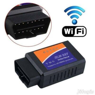 ELM 327 Wifi hibakód olvasó + élő adat
