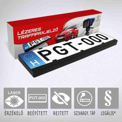 PGT LaserAlert - lézeres traffipaxjelző