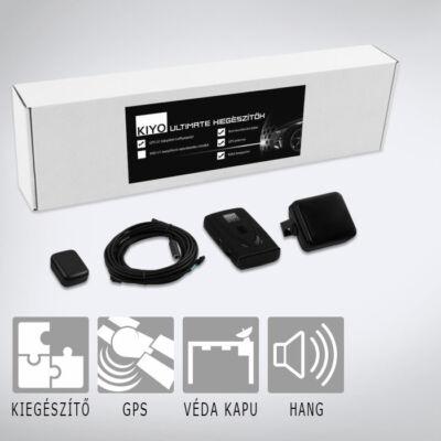 KIYO ULTIMATE alkatrész csomag radarmodullal - Kiegészítő jelzőkészülék szett radarmodullal