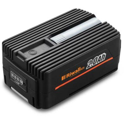 Riwall PRO RAB 640 -40V Li-Ion akkumulátor 6Ah