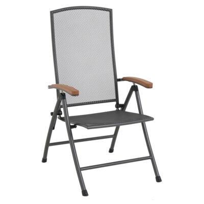 GARLAND/MWH Masao dönthető karos szék 70 x 59 x 109 cm