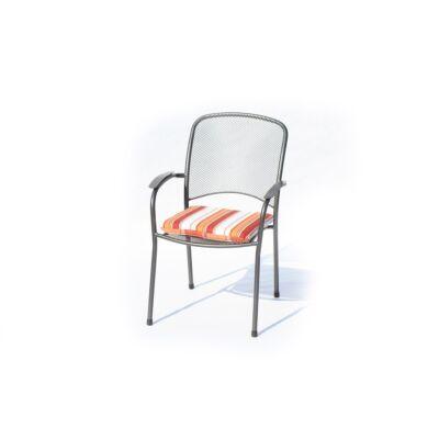 GARLAND/CREADOR Hartman orange 41.5x46x6-1 ülőpárna