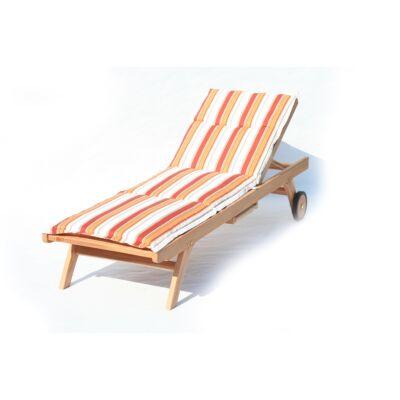 GARLAND/CREADOR Hartman orange 195x60x6-1 ülőpárna