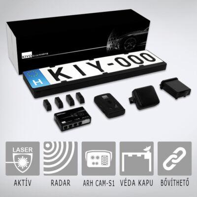 KIYO ULTIMATE komplett traffipaxvédelem KY-ULT-G1-R1-D4V5