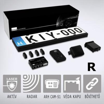 KIYO ULTIMATE komplett traffipaxvédelem R KY-ULT-G1-R1-D4V5-R